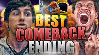 BEST COMEBACK ENDING IN NBA 2K16 HISTORY! #MTWARS VS OSN GAME 2