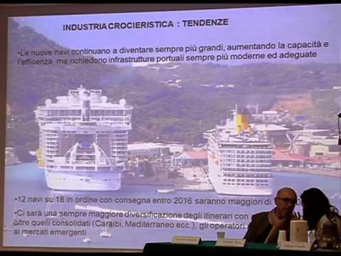 Progettazione, innovazione e costruzione delle navi da crociera