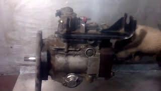 Как поднять давление плунжера в ТНВД Bosch типа VE