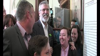 Huge Sinn Féin Mandate across Ireland