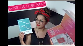 SKINSTAR KOREAN BEAUTY UNBOXING!