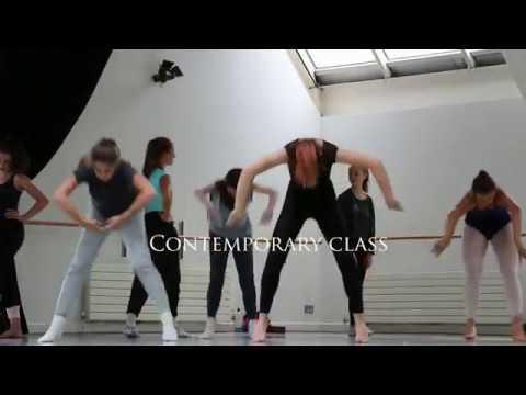 Ballet Masterclass - Contemporary