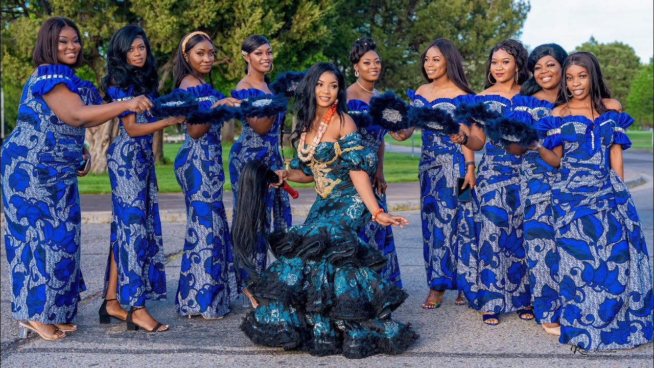 Download Rita Bridal shower ( Boise Idaho ) [Congolese Party]