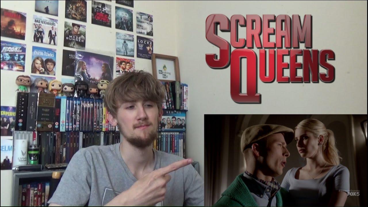 Download Scream Queens Season 1 Episode 9 - 'Ghost Stories' Reaction