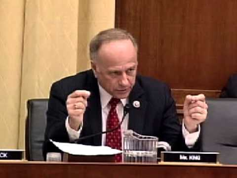 Congressman Steve King Judiciary Committee - Immigration and Border Security