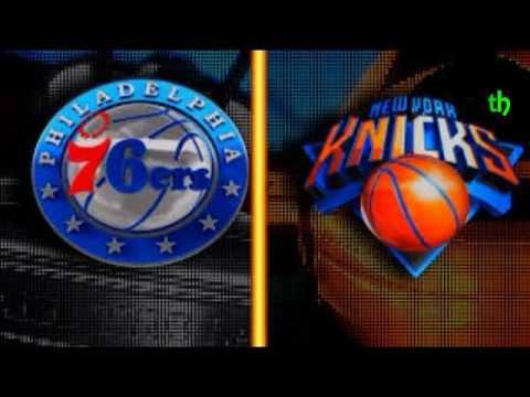 E. Kanter 23 rebounds performances at Philadelphia 76ers VS New York Knicks / NBA