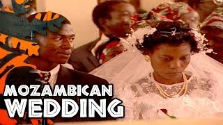 Mozambican wedding