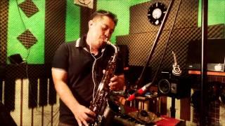 Persembahanku Alto Saxophone Cover)