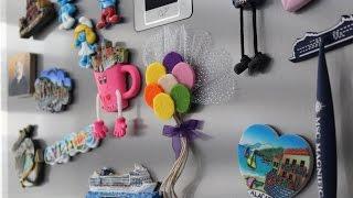 Keçeden Balonlu Magnet Yapımı