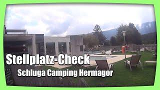 Stellplatz-Check: Schluga Camping Hermagor/Kärnten