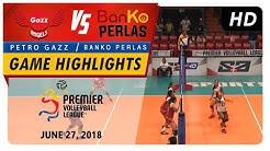 PVL RC Season 2 - WD: Angels vs. Perlas Spikers | Game Highlights | June 27, 2018