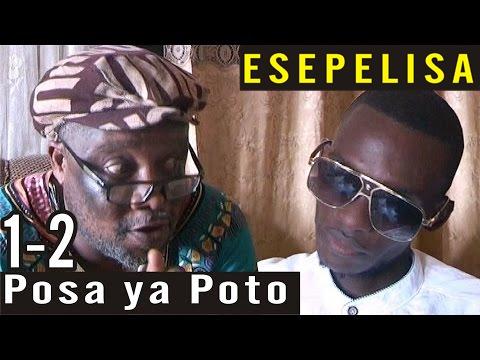 Posa ya Poto 1-2 - Nouveau Theatre Congolais 2016 - Dicaprio Mayemba Maboke International Esepelisa