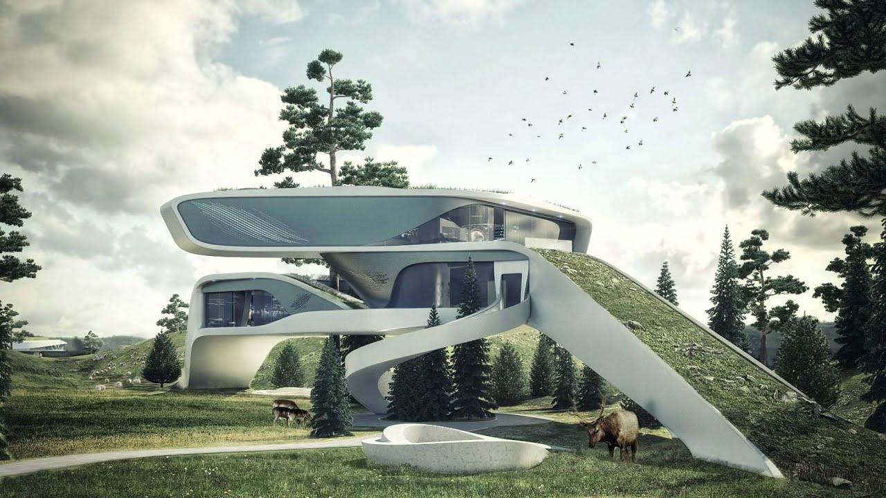 Las Casas Del Futuro La Zona Hi Tech Youtube