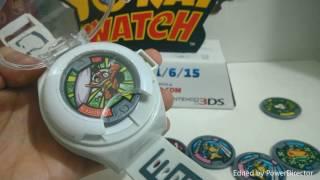 Yo-kai Watch Gamestop Exclusive Slush Medal + Medal Mystery Bag Opening #11!