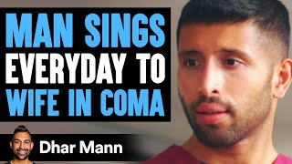 His Wife Is In A Coma, He Sings To Her Everyday | Dhar Mann