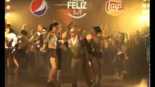 Pepsi y Lays: Promo Feliz