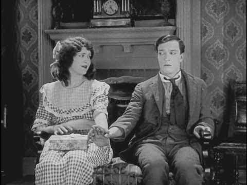 Download Sherlock Jr  - 1924 - HD Movie (Buster Keaton)