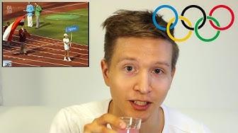 Olympialaisten avajaiset -juomapeli