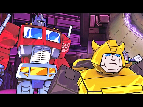 Transformers Devastation #08: Por que humanos ajudam Decepticons? - PS4 / Xbox One gameplay