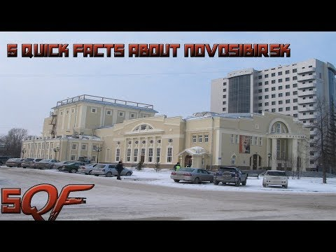 5 Quick Facts About Novosibirsk