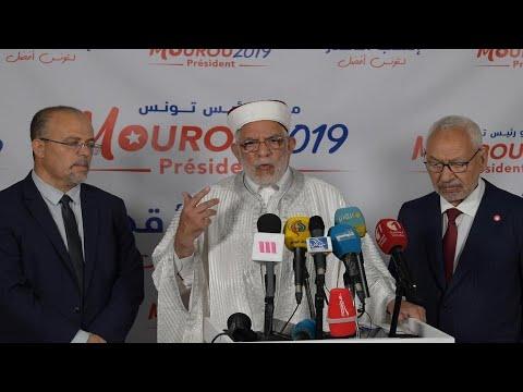 حركة النهضة تؤكد أن رئيس الحكومة التونسية يجب أن يكون من صفوفها  - نشر قبل 39 دقيقة