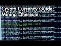 Getting Started with GPU Mining - Bitcoin, Ethereum, ZCash here we go!