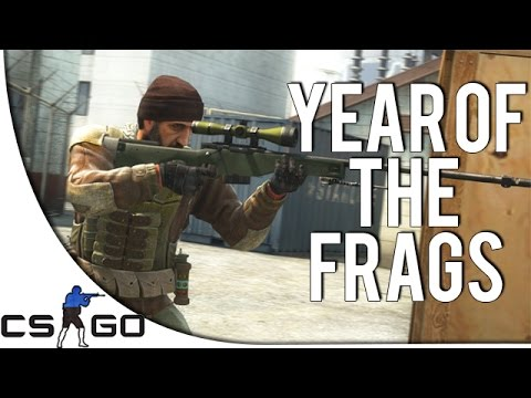 """""""Year of the Frags"""" - CSGO.ee Community Frag Movie 2014"""