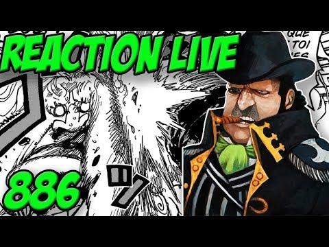 LA COLÈRE D'UN PÈRE - Reaction live chapitre one piece 886