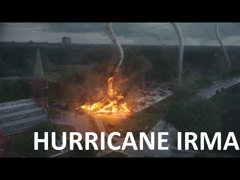 REAL TRUTH About Hurricane IRMA Category 6 Storm End Time Prophecy 2017 - 2018