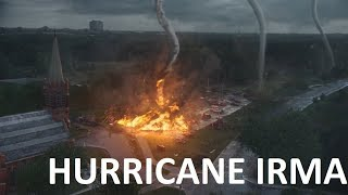 REAL TRUTH About Hurricane IRMA Category 6 Storm End Time Prophecy 2017 - 2018 thumbnail