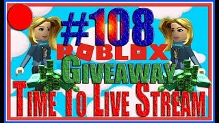 Time to Live Stream! Roblox #107 Natural Disaster, Mini Games, MM2, and stuff ! Mrs. Samantha