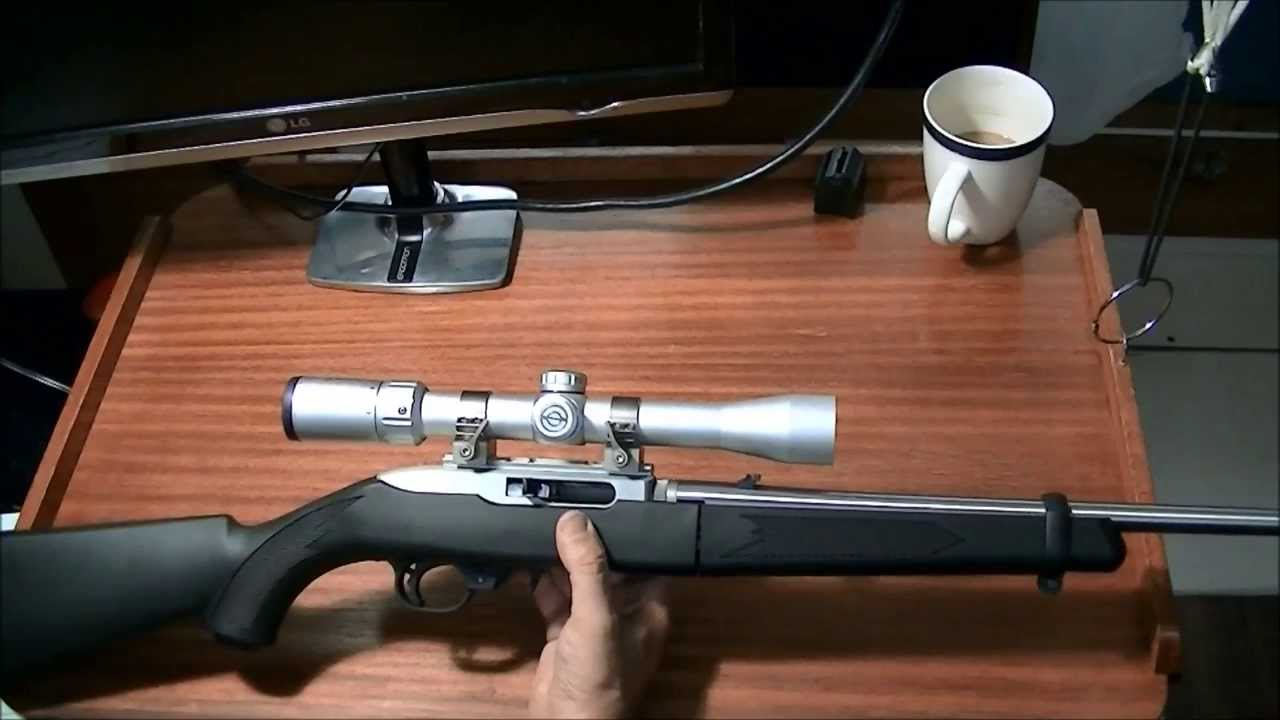 Ruger 10/22 Takedown Review - YouTube