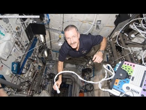 ISS Discovery - New Uses for Ultrasound