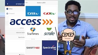 Access Bank Mobile App - User Experience Test