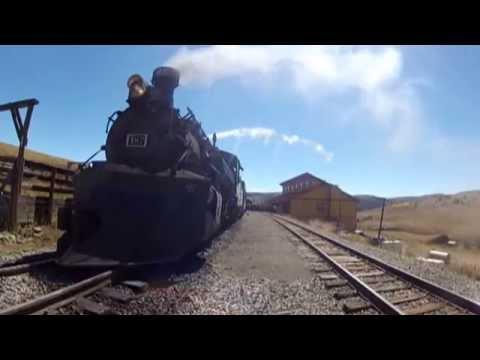 Chama Train Ride