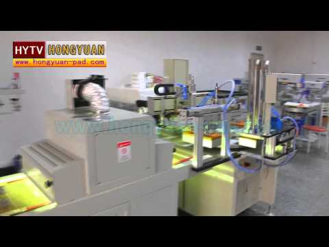 High Speed Automatic Ruler Screen Printing Machine