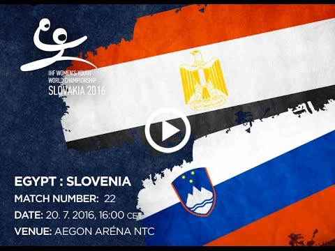 EGYPT : SLOVENIA