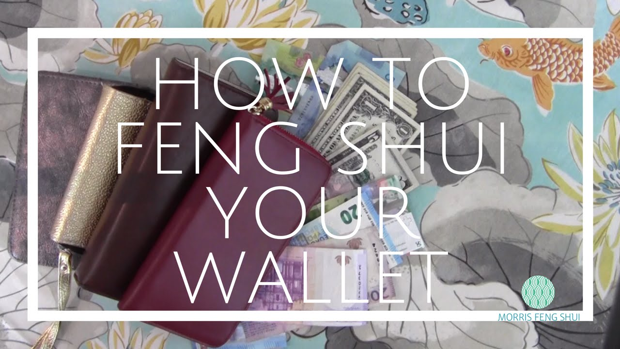 How to feng shui your wallet for prosperity and wealth - Lucky color of the year 2019 ...