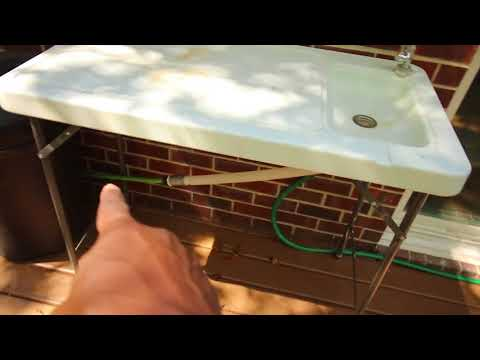 Tricam MT-2 Outdoor Game And Fish Cleaning Table Review