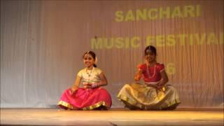 Anusha dance: Pachai Mayil Vahanane