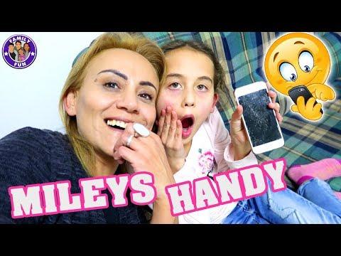 Download Youtube: MILEYS HANDY schon ZERSTÖRT? - Vlog #166 Our life Family Fun