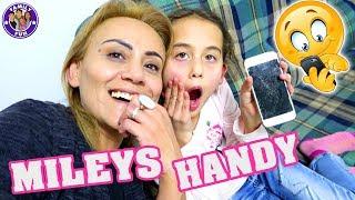 MILEYS HANDY schon ZERSTÖRT? - Vlog #166 Our life Family Fun