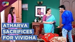 Atharva acts mad to sacrifice for Vividha | Jana Na Dil Se Door | Star Plus