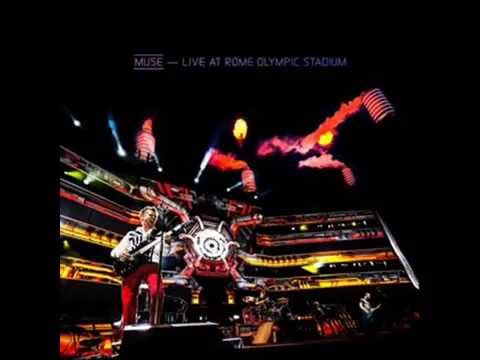 Muse - Time ls Running Out - Live at Rome Olympic Stadium