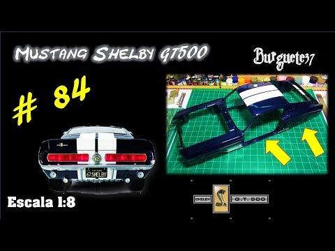 # Carrocería del Mustang!! - Mustang Shelby GT