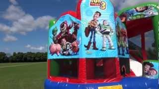 Planet Entertainment - Toy Story 3 Castle