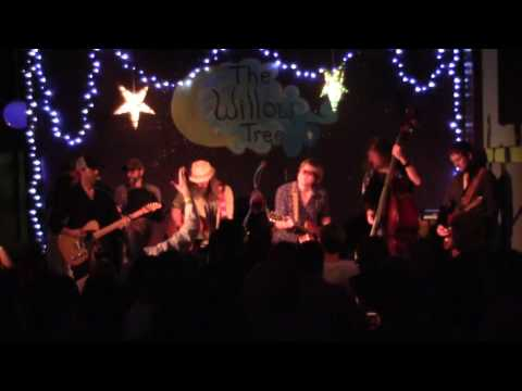 Franklin's Tower - Yarn & Dangermuffin 2017-01-20 Willow Tree Coffeehouse & Music Room JCTN