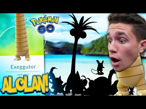 *ALOLAN POKÉMON* COMING TO POKÉMON GO! New ALOLAN UPDATE 🌴