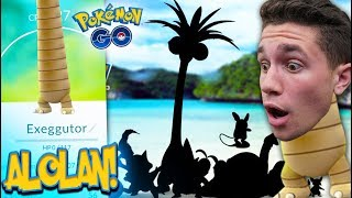 *ALOLAN POKÉMON* COMING TO POKÉMON GO! New ALOLAN UPDATE
