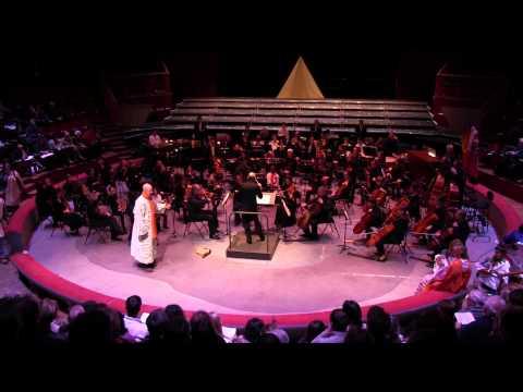 Benjamin Britten - L'arche de Noé / Noye's fludde + Orchestre de picardie (version longue)